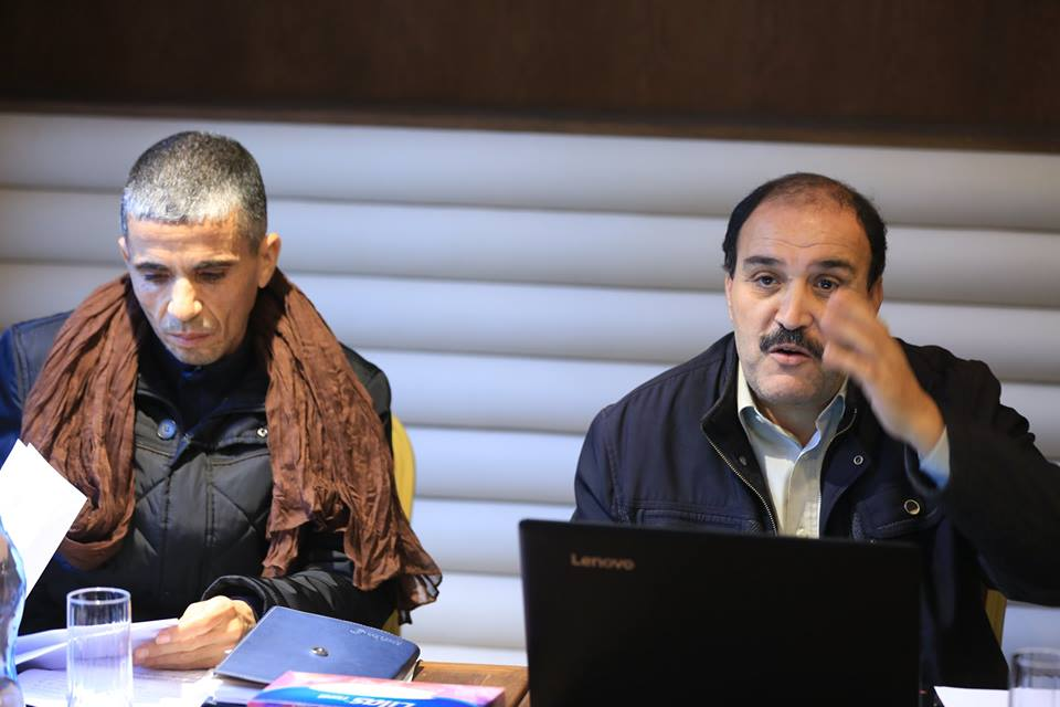 مكتبة الشبكة العربية للأبحاث والنشر في تونس